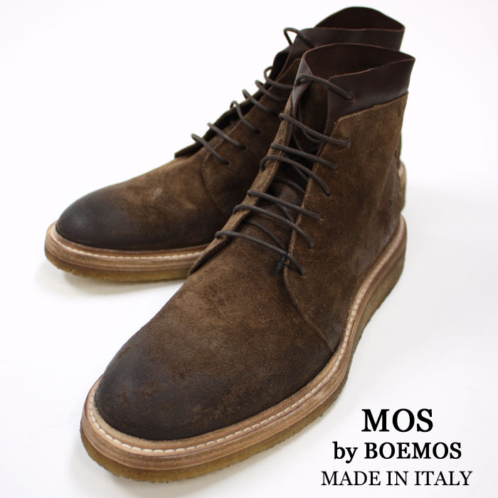 38f55d274e101 The royal road of the Italian fashion! A feeling of vintage perfect score!  Casual shoes of adult. BOEMOS    Boe MOS≫