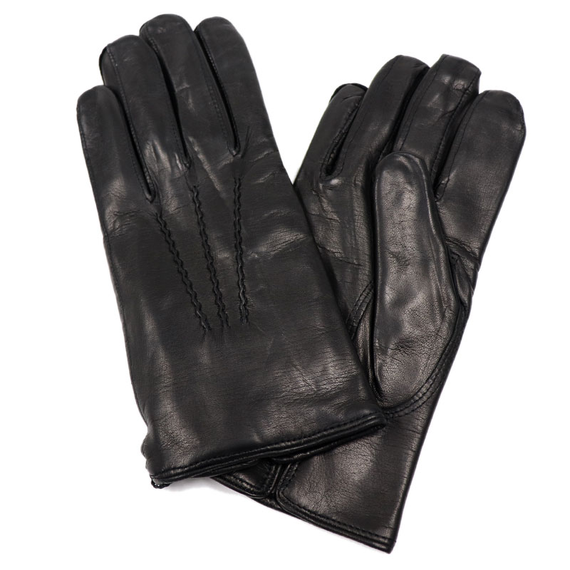 3ef49d6bb40ea The must-have item of the winter man, MEROLA << メローラ >> leather glove. It  is the gem which is pleased with to a present, a present very much.