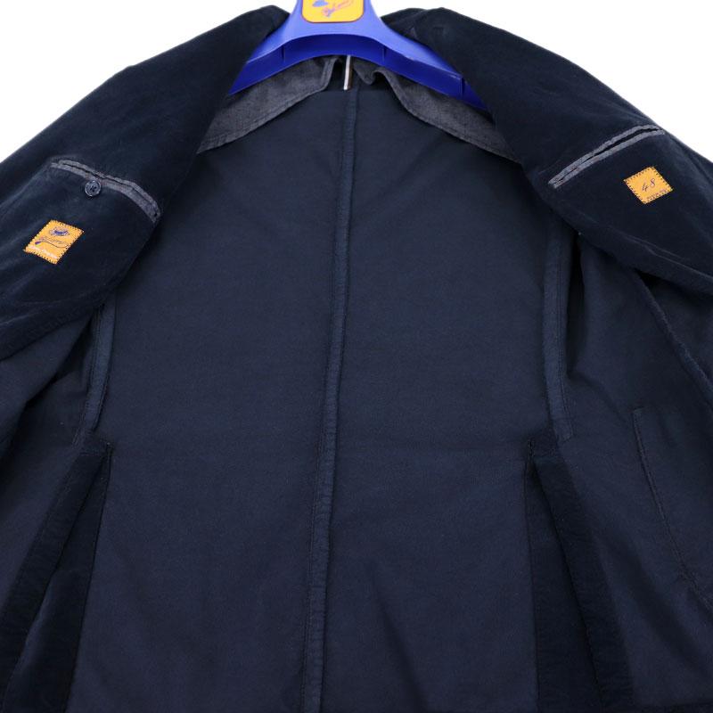 62b6769b704 ... Cotton velour jersey jacket men 60000TN made in Italian brand Bel-ami  << ...
