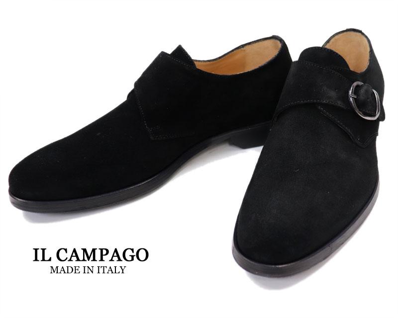 Theshopbios Suede Monk Strap Shoes Men Italy Brand Dress Shoes Lt