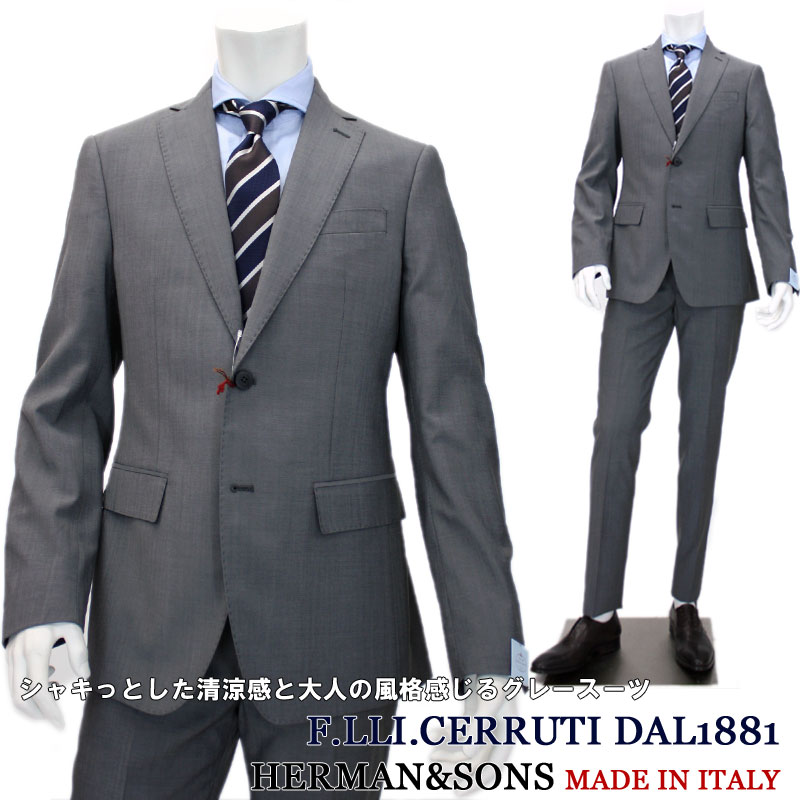 f4b717ade62 As for the size that cloth CERRUTI DAL1881 << チェルッティ 1881 > ...