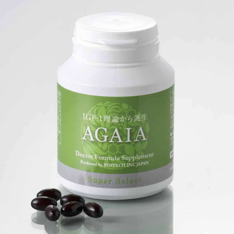"""Supplement AGAIA supermarket select hair-growth supplement / falling hair / thin hair / falling hair / thin hair / scalp care / scalp care / supplement / of Biotech"""