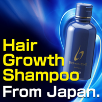 【Hair Growth Shampoo】 『BIO WITH ONE shampoo』 3 months bottle