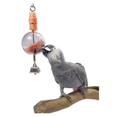 激安通販販売 小鳥 通信販売 インコ おもちゃ グッズ フォージング スフィア 宅配便330円