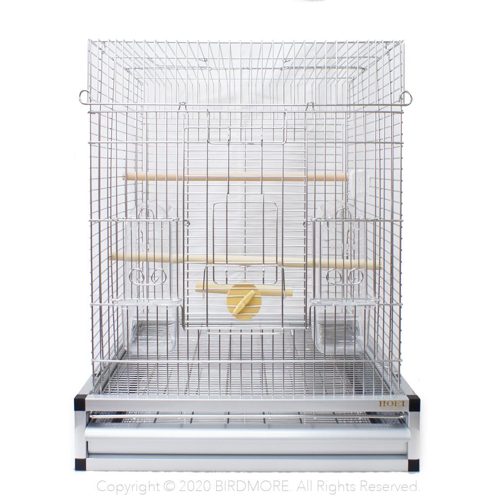HOEI 465 オカメ ステンレス メーカー再生品 プレミアム 9997778 BIRDMORE バードモア とり 鳥用品 鳥グッズ 鳥 インコ 鳥かご 流行 トリ ケージ