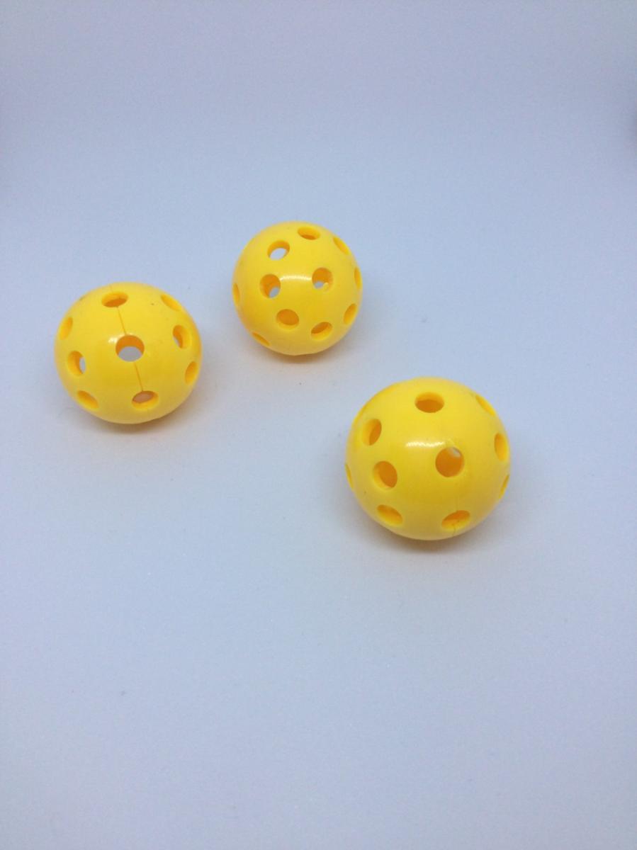 SBC ガムボール3個セット 色:黄のみ 営業 BIRDMORE バードモア 鳥用品 おもちゃ 超目玉 とり インコ 鳥グッズ トリ 鳥