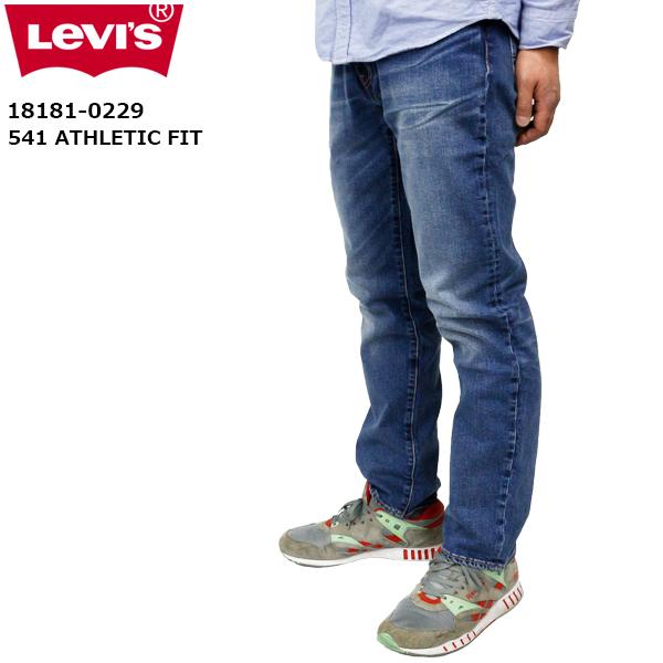 10530909440 Levis men jeans denim straight LEVIS 18181-02L29 541 athletic fitting mid  vintage ATHLETIC FIT ...