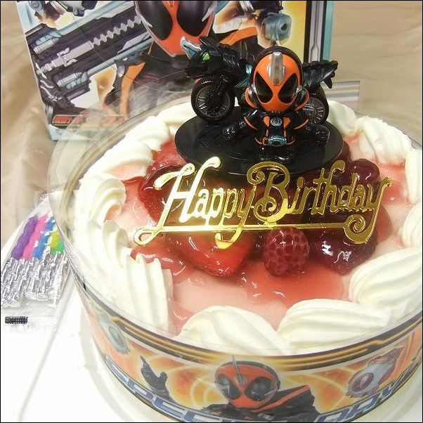 Please Choose From The Kamen Rider Ghost Caradeco Cakes 5 4 Types Of Cake