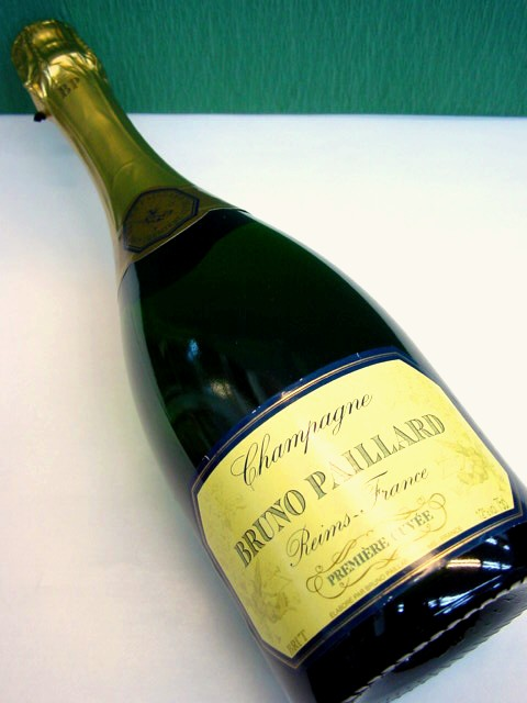 ブルーノ・パイヤール N/V ブリュット・プルミエール・キュヴェ A.O.C.シャンパーニュ 750ml 白ワイン(スパークリングワイン) 食前酒:辛口 [常温便送料無料]