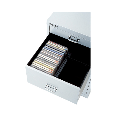 ビスレースチールキャビネット BISLEY BASIC BA SERIES BA3/CD