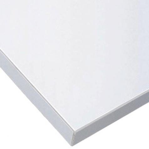 メラミン天板 ホワイト B デスクセット用 W1505~1800 D600~700