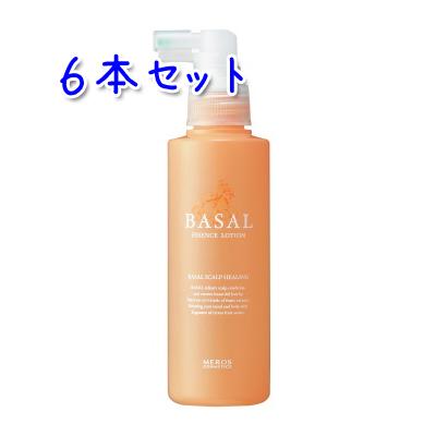 メロス バサル ナリシングライン エッセンスローション 150ml×6個セット (医薬部外品)(薬用育毛剤)