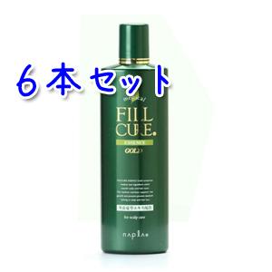 ナプラ 薬用フィルキュア エッセンス ゴールド 180ml×6本セット (医薬部外品)