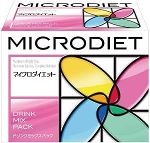 MICRODIET マイクロダイエット ドリンクミックス (14食パック)
