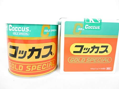 コッカス ゴールドスペシャル 1g×100包