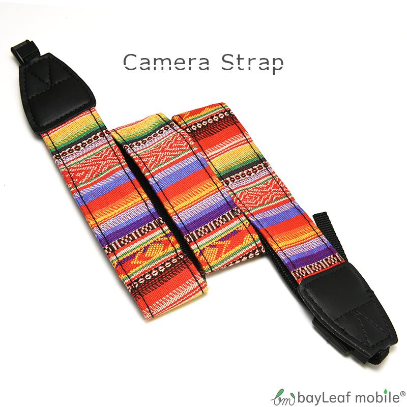 カメラストラップ 一眼レフ カメラストラップ 一眼レフ ミラーレス カメラ Canon Nikon Sony olympus カラフル おしゃれ カジュアル ユニセックス