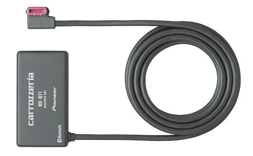 【carrozzeria】カロッツェリア携帯電話接続ケーブル携帯電話用Bluetoothユニット ND-BT1