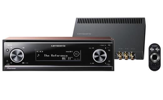 【carrozzeria】カロッツェリアCD/USB/チューナー・WMA/MP3/AAC/WAV対応・DSPメインユニット DEH-P01