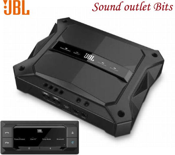 【JBL】スタジアムアンプ GTR102100W×2ch(4Ω)パワーアンプ