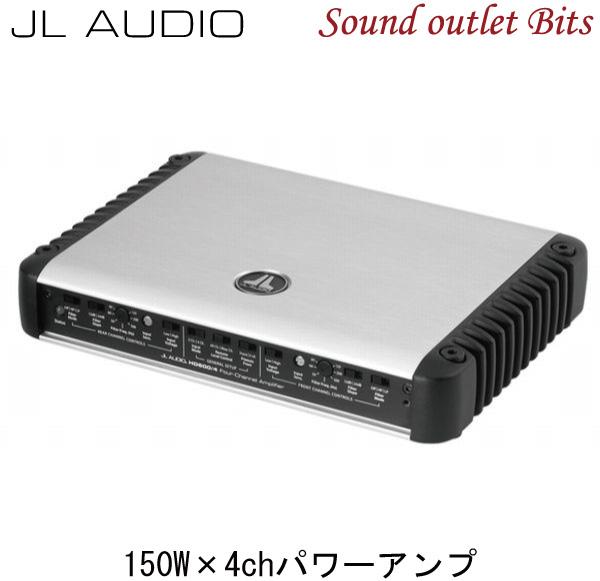 【JL AUDIO】HD600/4HDシリーズ4chパワーアンプ