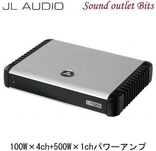 【JL AUDIO】HD900/5HDシリーズ5chパワーアンプ