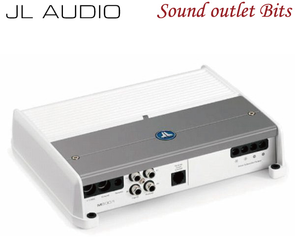 【JL AUDIO】M600/1マリーンシリーズ1chパワーアンプ