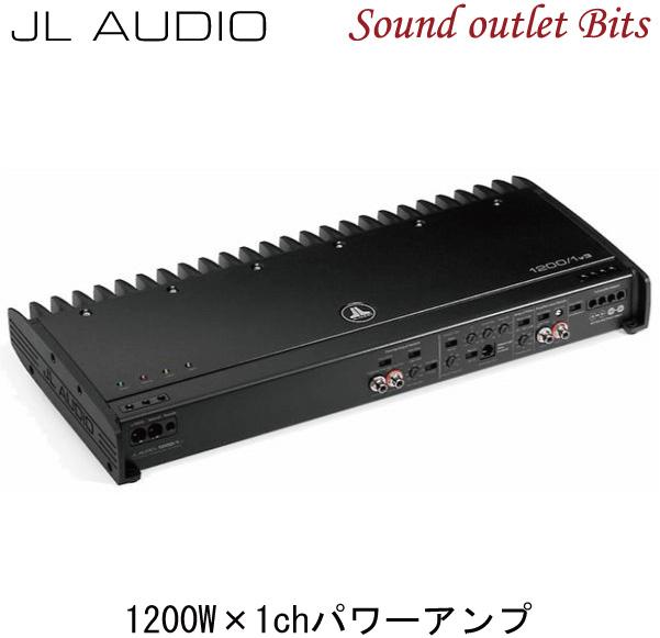 【JL AUDIO】1200/1v3Slash v3シリーズ1chパワーアンプ