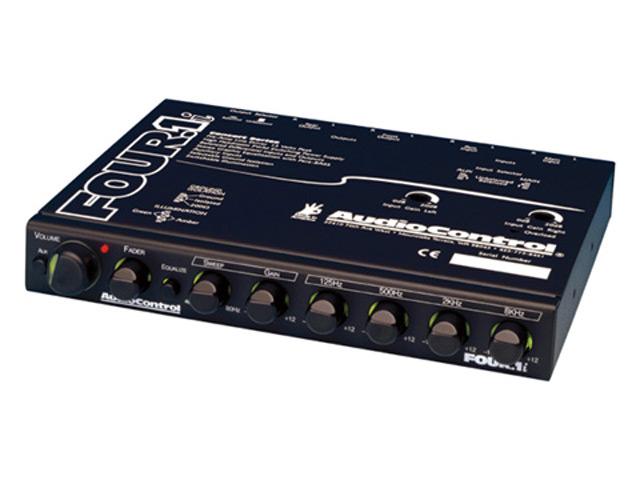 【Audio Control】オーディオコントロール5バンドイコライザーFOUR.1
