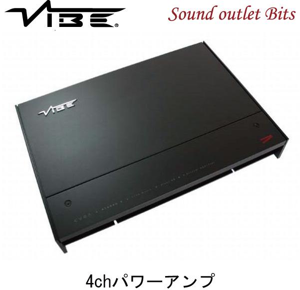 【VIBE】ヴァイブCVENS4-V4 4chパワーアンプ