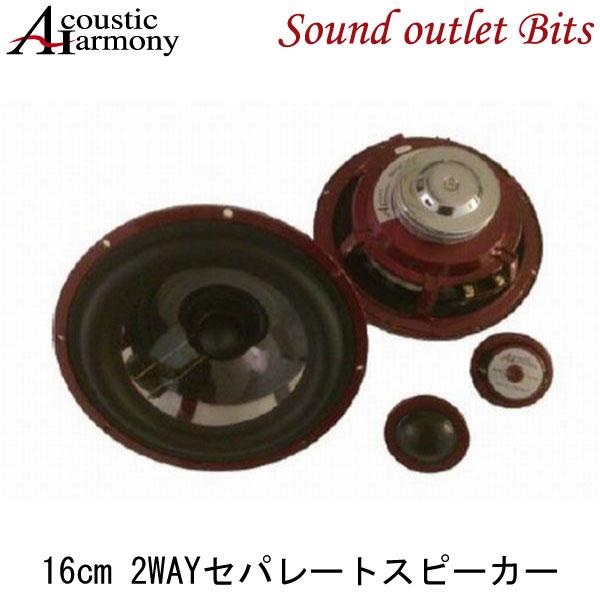 【Acoustic Harmony】アコースティックハーモニーASP1 2wayスピーカーシステム