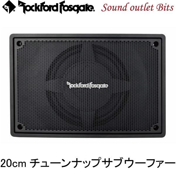 【Rockford】ロックフォードPS-8PUNCHシリーズ8inch(20cm)薄型チューンナップウーファー