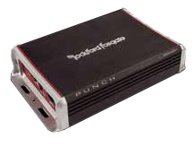 【Rockford】ロックフォードPBR300X11chパワーアンプ