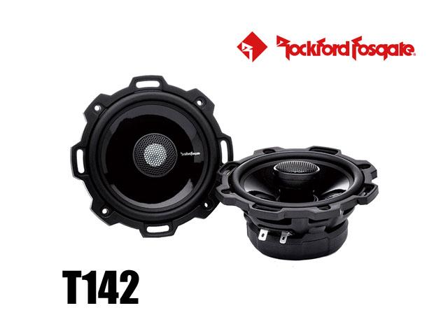 【Rockford】ロックフォードT14210cm2wayコアキシャルスピーカー