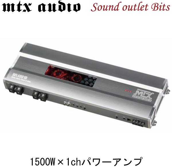 MTX AUDIO RFL4001D RFLシリーズ1chパワーアンプ