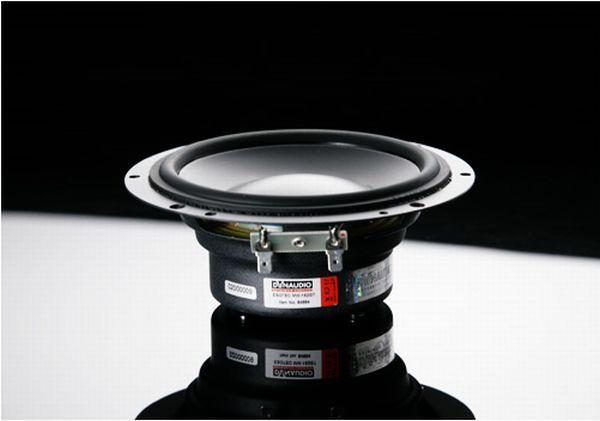 【DYNAUDIO】ディナウディオEsotec MW-162GT 17cmウーファー 1個