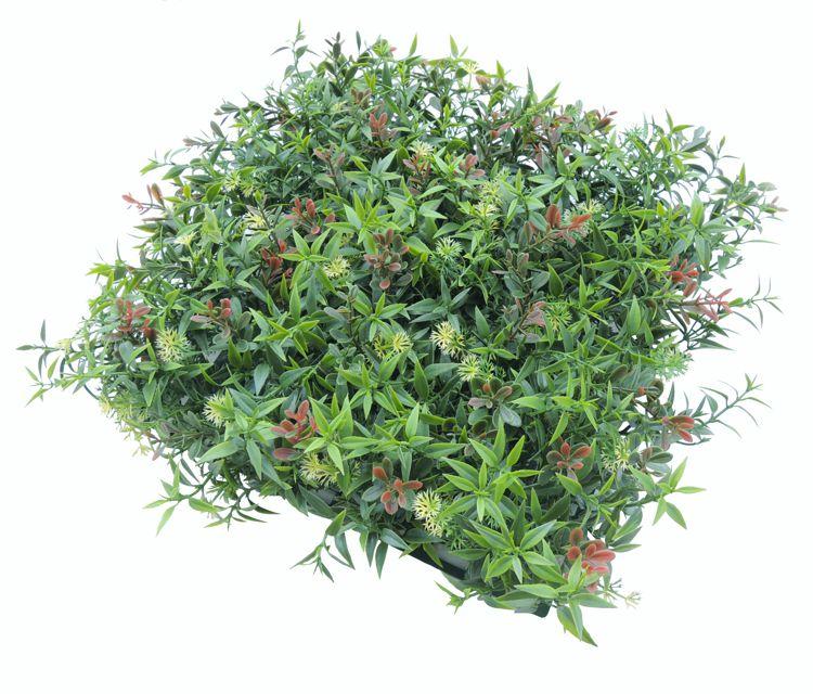 ボリュームのある人工芝 壁面装飾にお勧め 人工芝 ワイルドグラスマット 1枚 造花 人工 草 壁面装飾 『1年保証』 正規逆輸入品 グリーン DIY 芝生 リアル