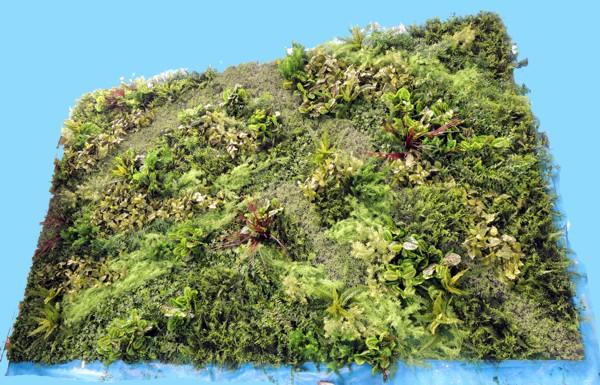 ウォールグリーン 大型 目隠し イミテーション 定番の人気シリーズPOINT ポイント 入荷 造花 壁面緑化パネル 装飾 爆安プライス 6分割 フェイク グリーン 造作