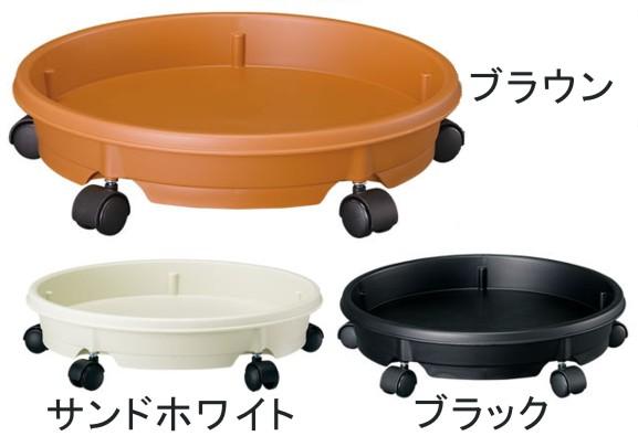 豊富なサイズ展開とカラーバリエーション☆ キャスタープレート 鉢皿 プレート 鉢カバー 信用 返品交換不可 34型