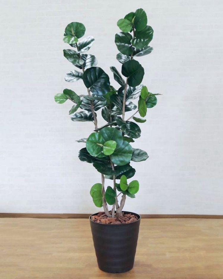 人工観葉植物 フェイクグリーン 造花 ハマベブドウ オープニング 大放出セール 大型 おしゃれ シーグレープ 1.7m 170cm インテリア 新作通販