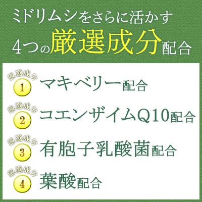 "Euglena supplement [5 Set] / Capsule / Tablet / ""MIDORIMUSHI EMERALD"" [Mede in Japan]"