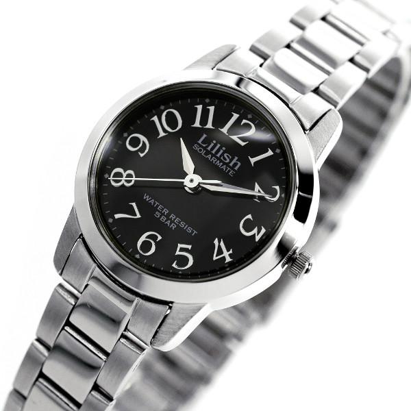 腕時計 レディース CITIZEN シチズン Q&Q LILISH リリッシュ レディース ソーラー 腕時計 H997-902 プレゼント ギフト クリスマス