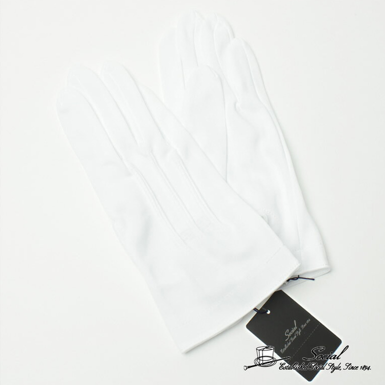 Bizmo Japanese Business Fashion Store Gloves Formal Dress Gloves