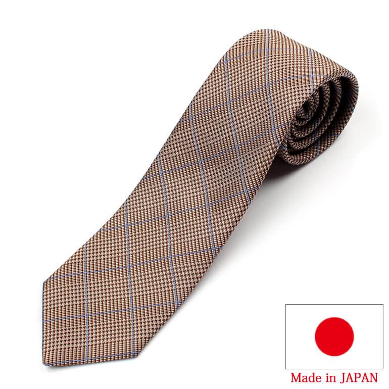 送料無料 日本製ネクタイ シルクタイ ネクタイ 日本製 シルクタイ 紳士 メンズ 男性用/YA-HVN-18 [ エクシィ VANNERS シルクハンドメイドタイ 日本製 ] ギフト 入学式 卒業式