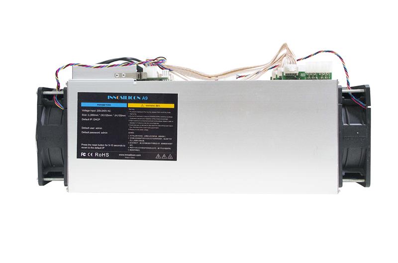 【新品未開封】【正規品】【あす楽】最新★ Innosilicon A9 ZMaster★ASIC マイニング装置