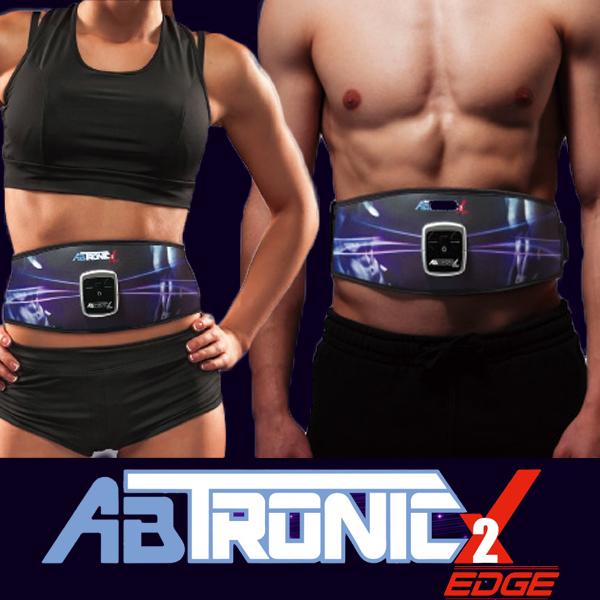 アブトロニックX2エッジ(AbtronicX2Edge)EMS 腹筋 筋トレ エイトパック 運動器具 ダイエット