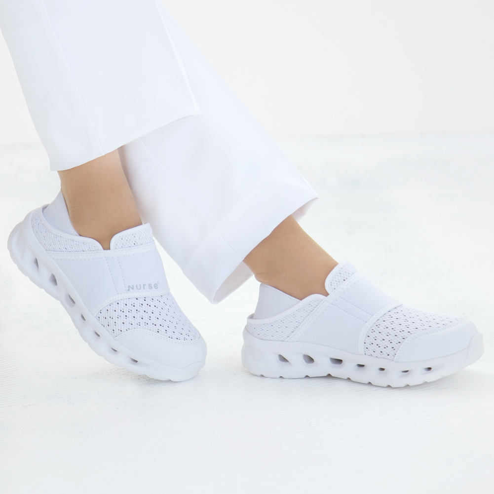 Blanc Ange R | Rakuten Global Market: It is a stake static sound for full specifications nurse 1 nurse shoes white men gap Dis fatigue caused by big size small size sneakers nurse shoes air permeable heel