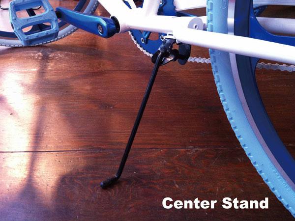センタースタンド 700C 26インチ用 ピスト 結婚祝い 発売モデル パーツ 自転車 ピストパーツ 26インチ キックスタンド