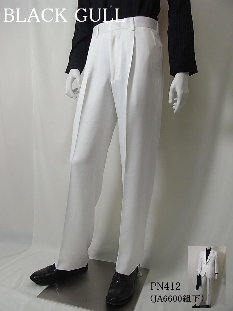 【BLACK GULL】メンズ ステージ衣装 コスチュームロック バンド衣装 男性【品番/デザイン】PN-412美脚 ベネシャン 1タックパンツ【送料無料】