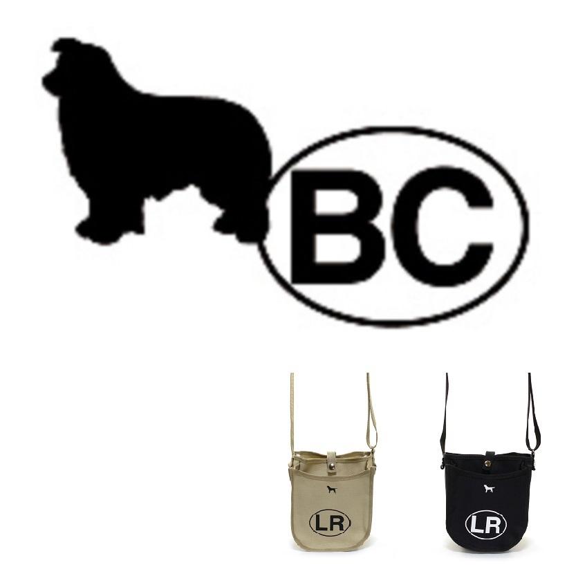 いろいろ使えるマルチなバッグ 売買 本日の目玉 ボーダーコリー ブリードショルダーバッグ