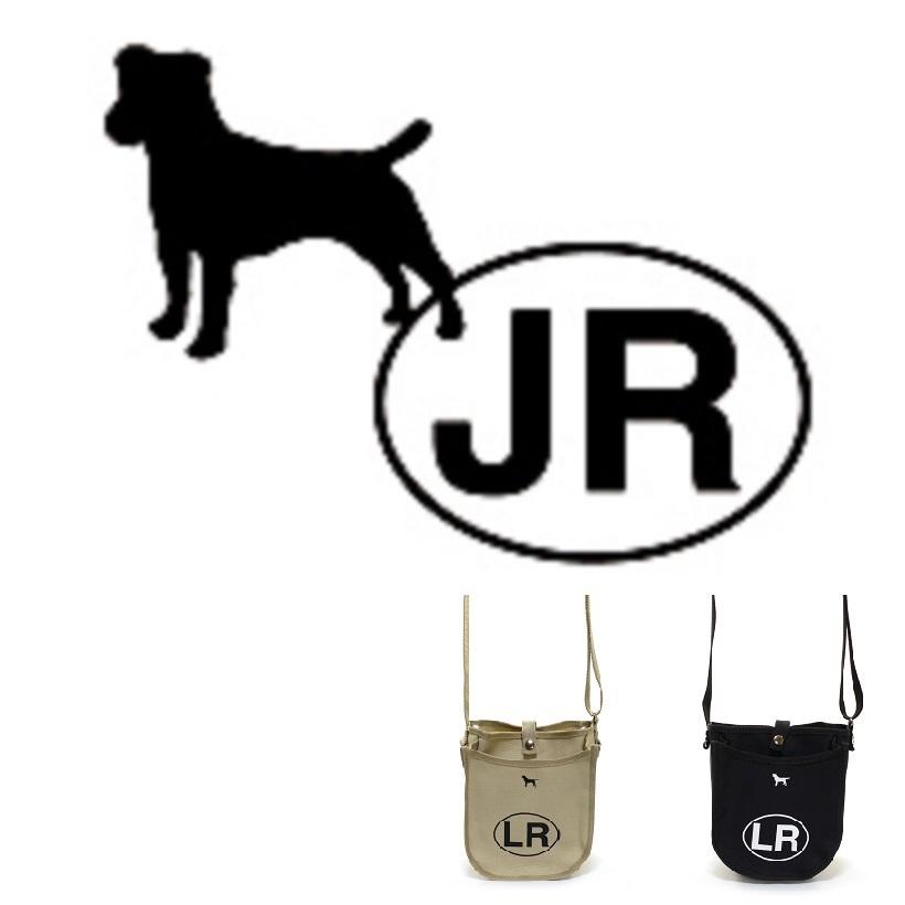 定価の67%OFF いろいろ使えるマルチなバッグ ジャックラッセル1 物品 ブリードショルダーバッグ